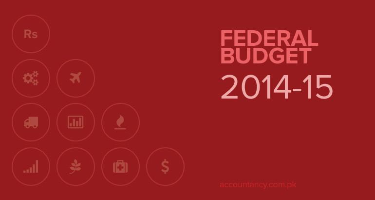 Federal Budget 2014-15