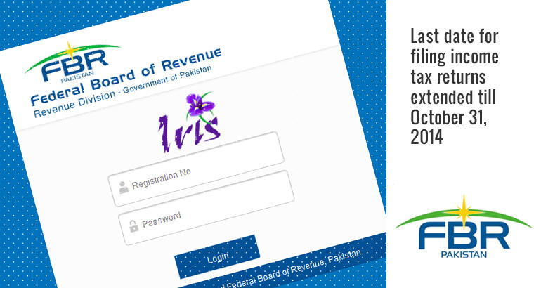 income tax 2014 return filing date extension