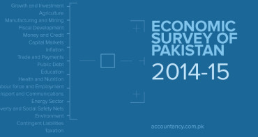 Economic Survey of Pakistan 2014-15