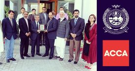 RCCI and ACCA Pakistan MOU Signing