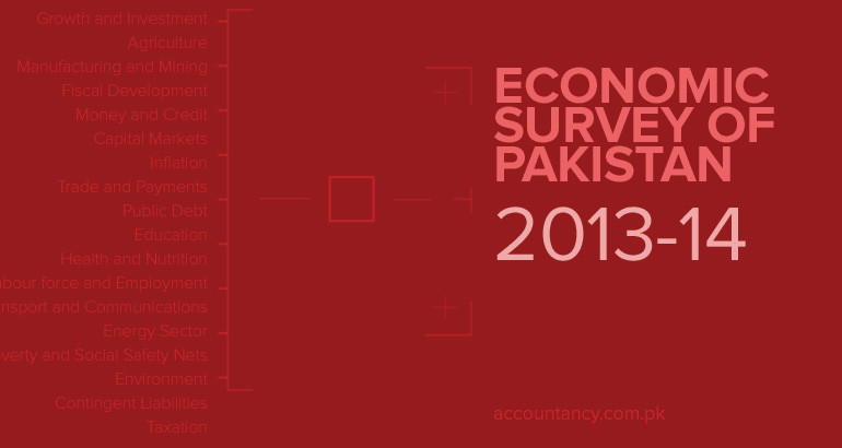 Economic Survey of Pakistan 2013-14