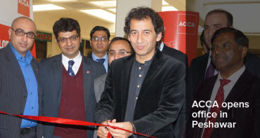 ACCA Pakistan opens Peshawar office
